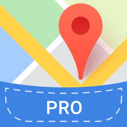 ポケットマップ Pro