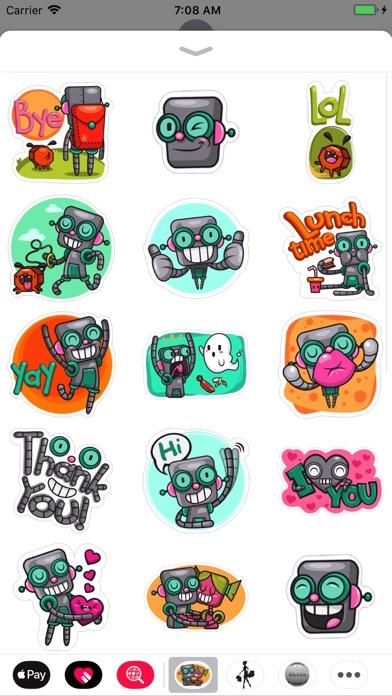 Robot Love Pack screenshot 3
