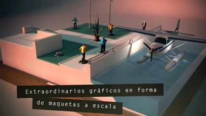 Screenshot for Hitman GO in Mexico App Store