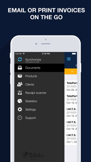 invoice maker billdu on the app store - Invoice Maker