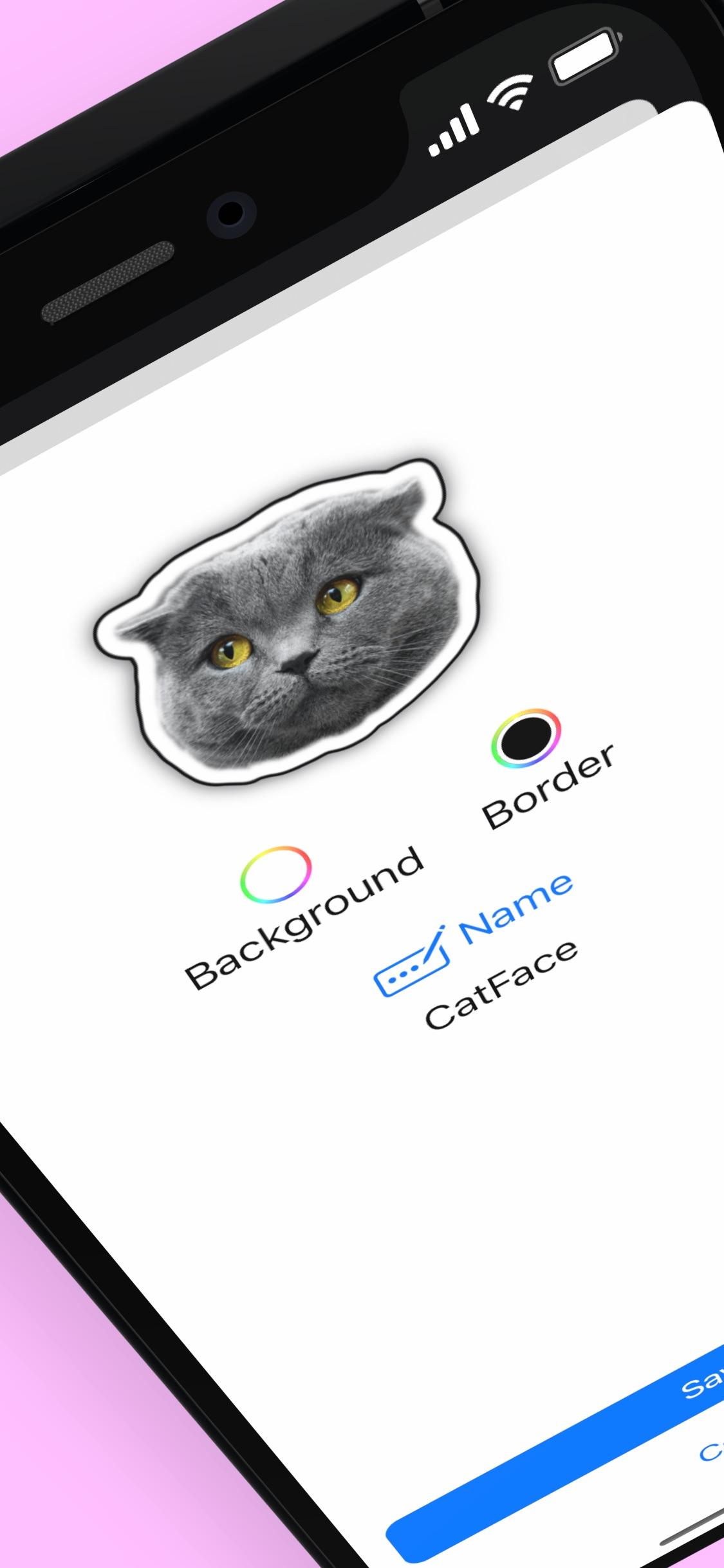 Screenshot do app Sticker Doodle - draw stickers