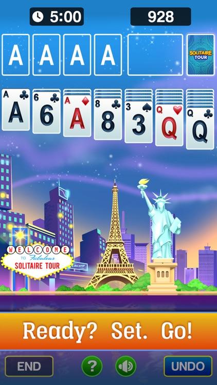 Solitaire Tour - Skillz Cards screenshot-4