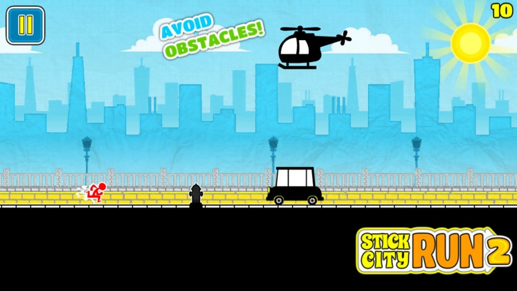 Stick City Run 2 screenshot-3
