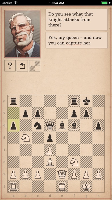 Learn Chess with Dr. Wolf screenshot 2