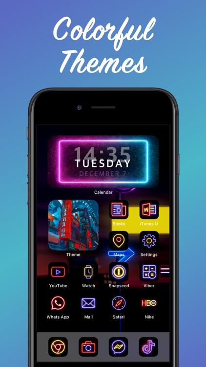 IconChic-Aesthetic Icons Theme screenshot-5