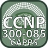 CCNP 300 085 CAPPS for CisCo