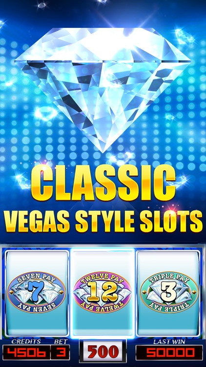 Royal Diamond Vegas Slots screenshot-5