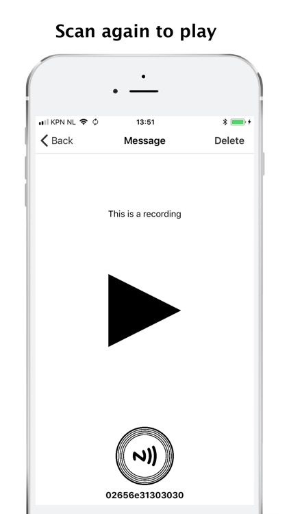 Speechsticker: scan & speak