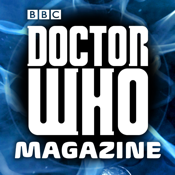 Doctor Who Magazine app review