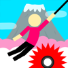 A Small Game AB - Hanger World - Rope Swing Game artwork