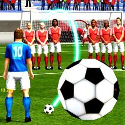 Soccer Free Kick Shootout