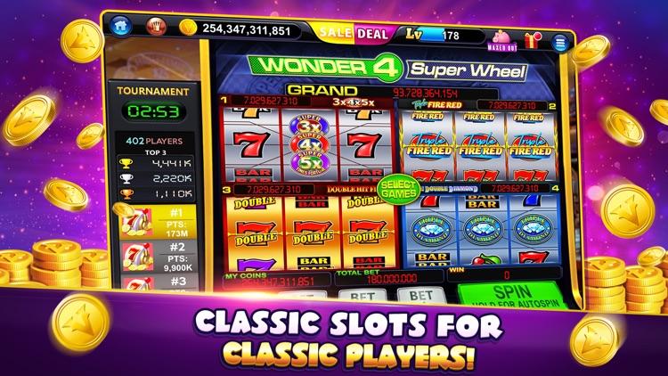 Ignite Classic Slots-Casino screenshot-4