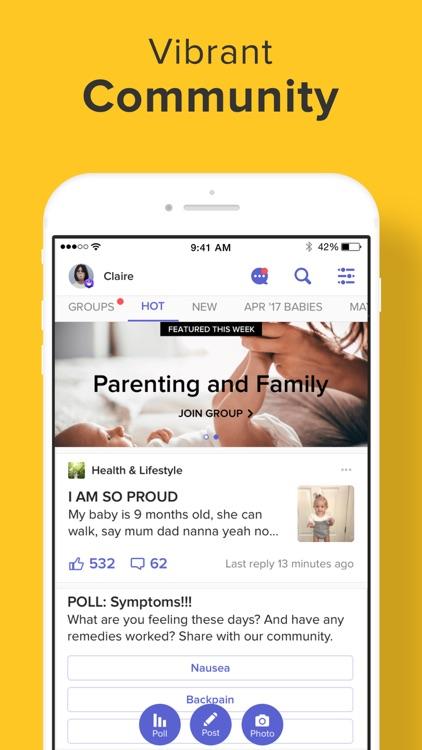 Glow Baby Newborn Tracker App screenshot-3