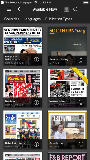 InquirerPlus on the App Store