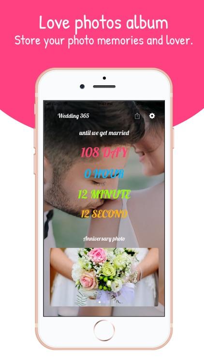 Wedding 365 -Wedding Countdown