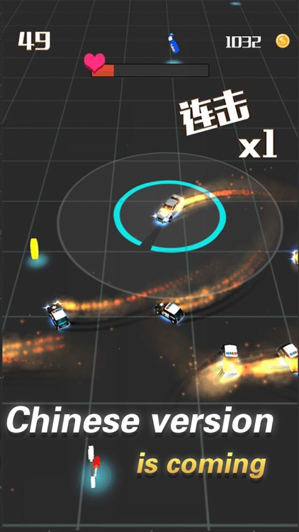 亡命时速-极品赛车飞车游戏 screenshot-0