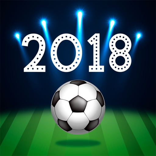 Football 2018 Road to Russia