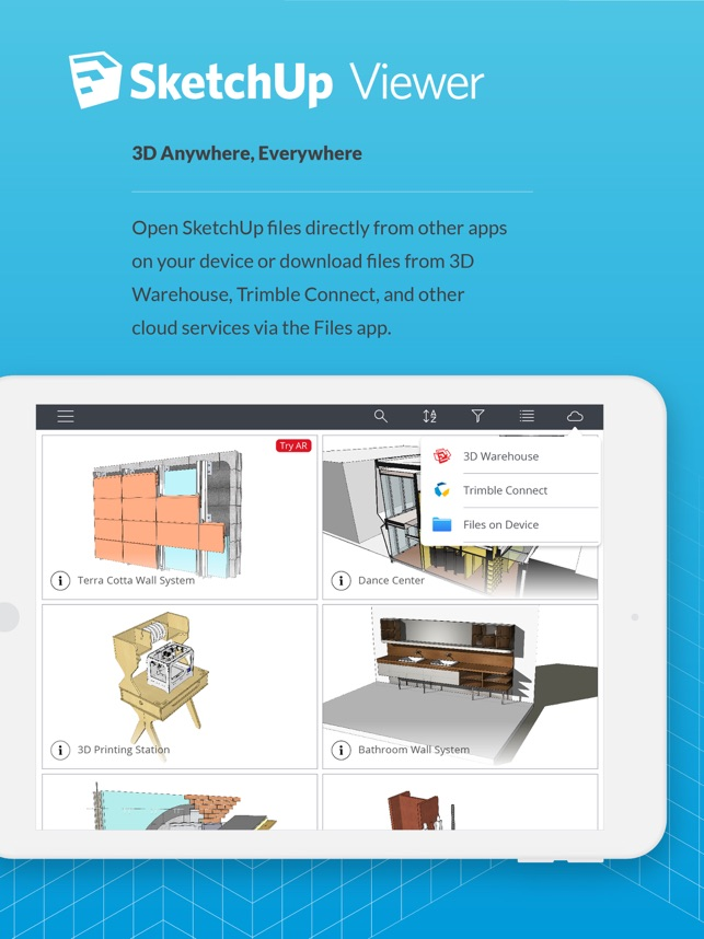 SketchUp Viewer on the App Store