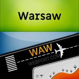 Warsaw Airport Info + Radar