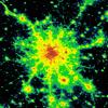 Light Pollution Map - Jurij Stare