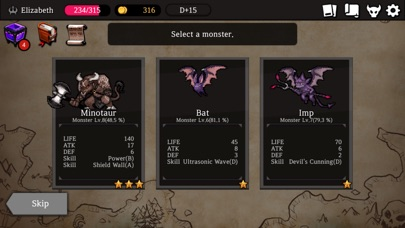 Screenshot 5 Dungeon Maker : Dark Lord