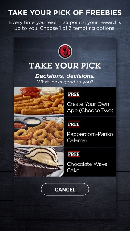 My Red Lobster Rewards℠ screenshot-3