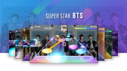 SUPERSTAR BTS screenshot1