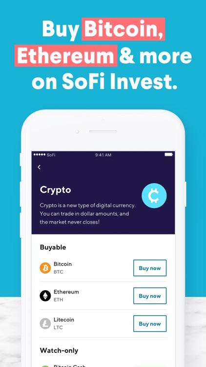 SoFi: Investing, Money, Loans screenshot-8