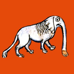 Medieval Animal Stickers