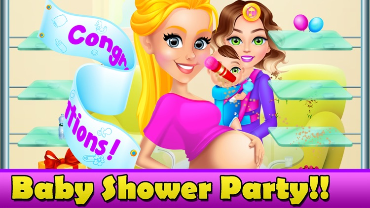 Mommy's Baby Grows Up Salon screenshot-0