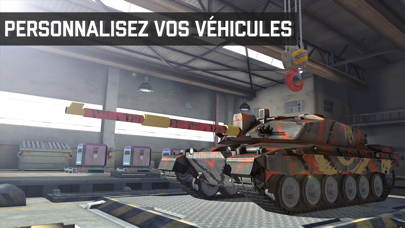 Massive Warfare: Jeu de Tank
