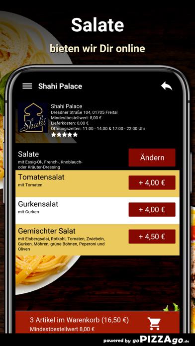 Shahi Palace Freital screenshot 5