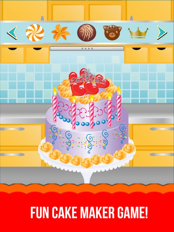My Cake Maker Game Cheats