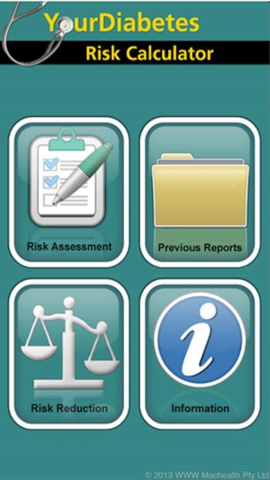 your diabetes risk calculator app price drops