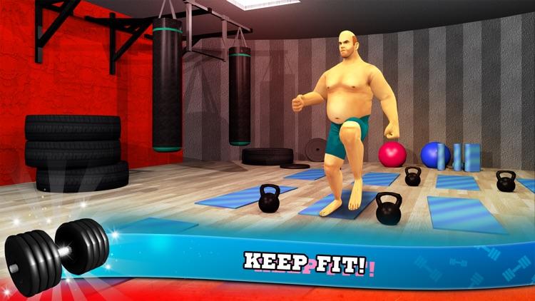 Fitness Gym Bodybuilding Pump screenshot-4