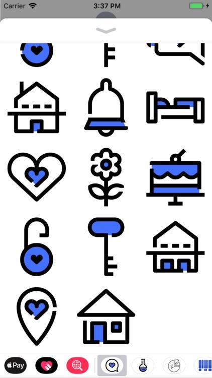 Love Stickers Pro screenshot-4