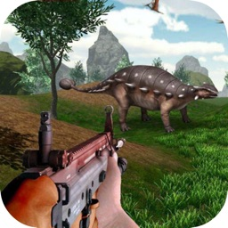 Wild Jungle Dino Shooting