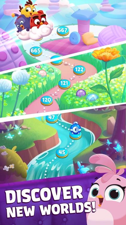Angry Birds Dream Blast screenshot-4