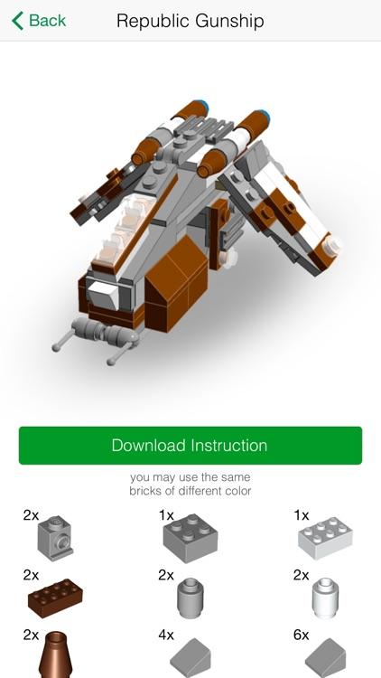 Master Bricks Build and Play screenshot-4