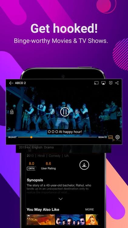 Hungama Play - Movies & Videos screenshot-3