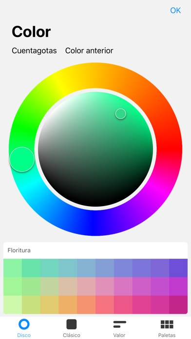 Screenshot for Procreate Pocket in Argentina App Store