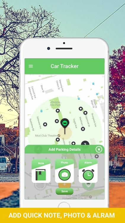Car Tracker - GPS Auto Locator