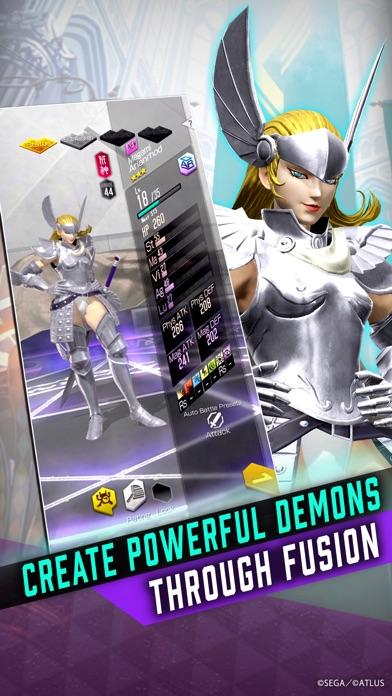 SHIN MEGAMI TENSEI D×2 screenshot #4