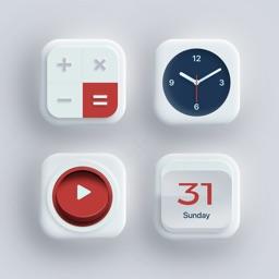 Visum: Home Screen Themes