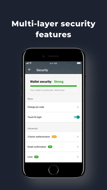 EOS coin Wallet by Freewallet screenshot-3