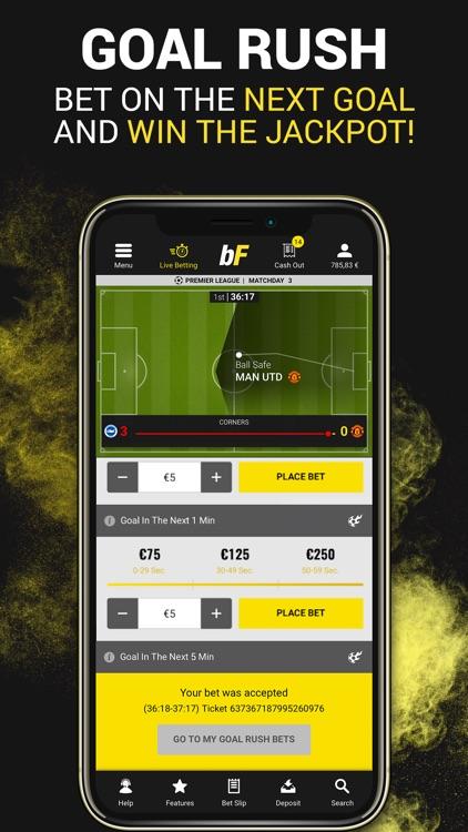 betFIRST - Sports Betting screenshot-4