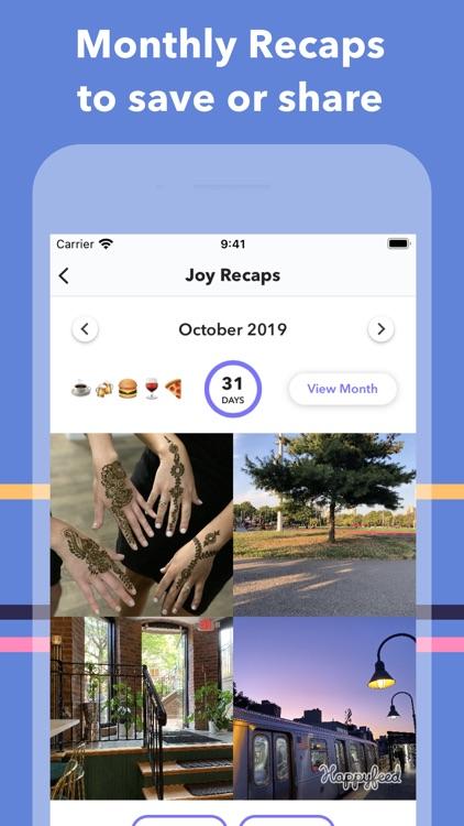 Happyfeed: 3 Good Things a Day screenshot-5