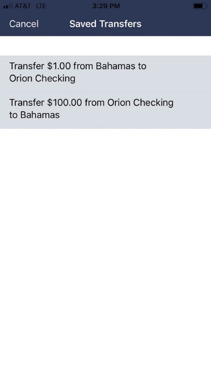 Orion Federal Credit Union screenshot-4
