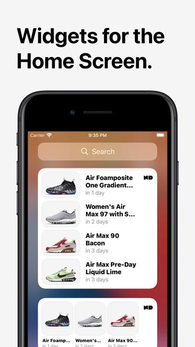 Next Drop – Sneaker Releases Screenshot
