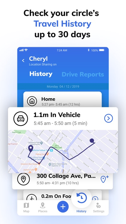 Connected: Family Locator